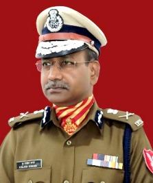 श्री राजेश रंजन, महानिदेशक, केंद्रीय औद्योगिक सुरक्षा बल