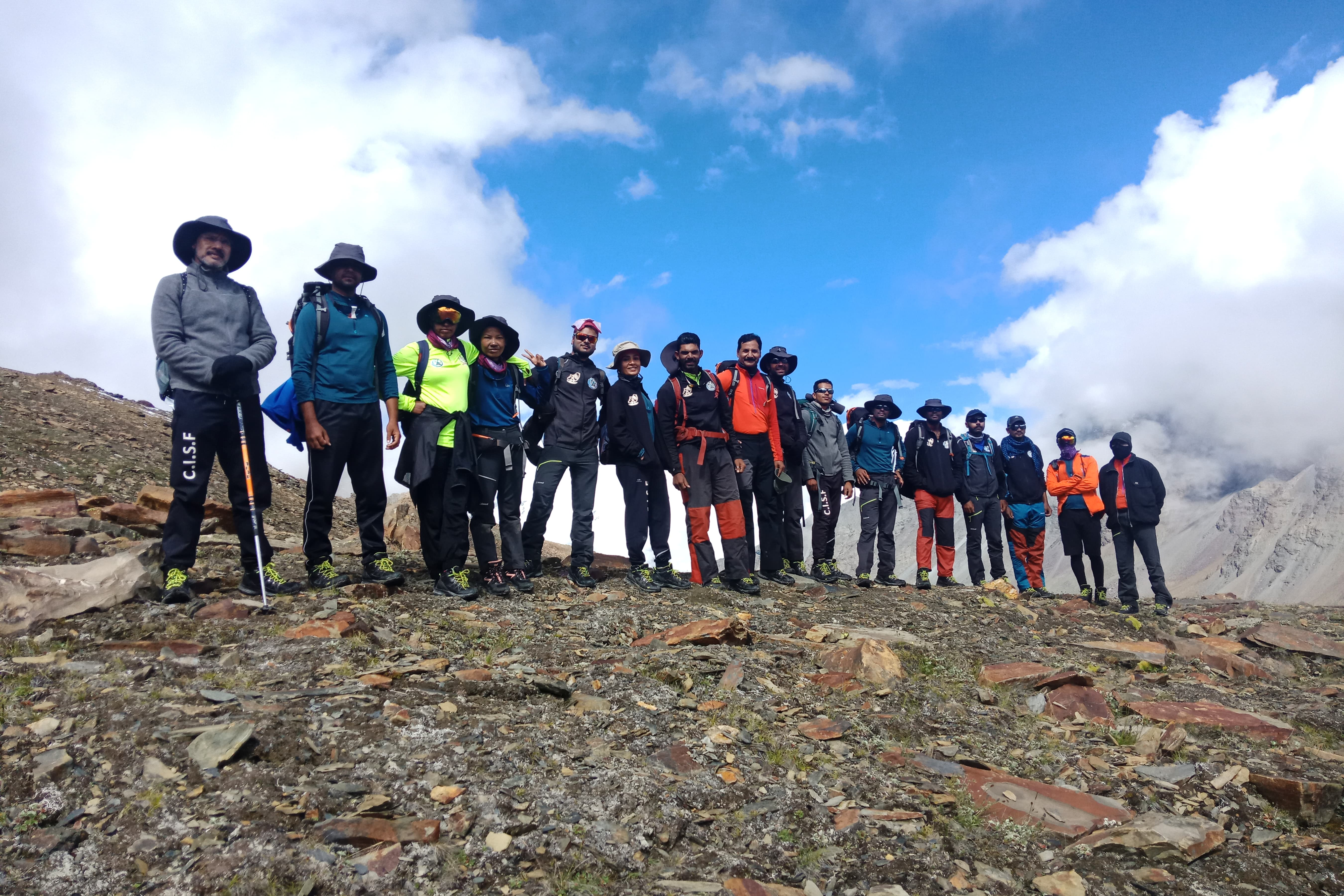 Mt.Satopanth Expedition 2019
