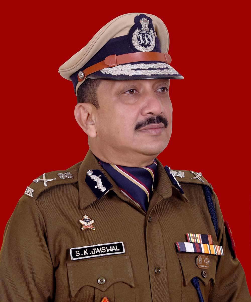 Sh Subodh Kumar Jaiswal,IPS, DG CISF